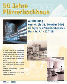 50 Jahre Plärrerhochhaus