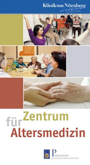 Broschüre Alterszentrum