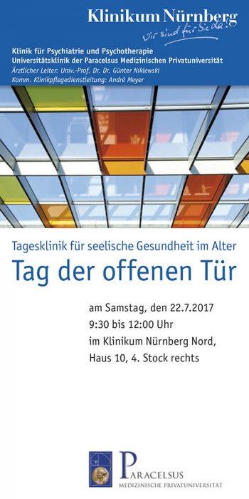 Folder Klinikum Nürnberg