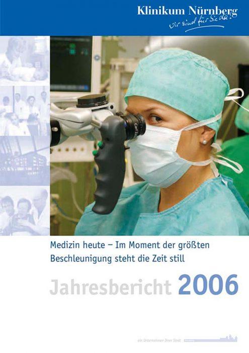 Jahresbericht Klinikum Nürnberg