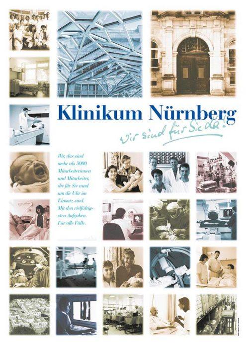 100 Jahre Klinikum Nürnberg