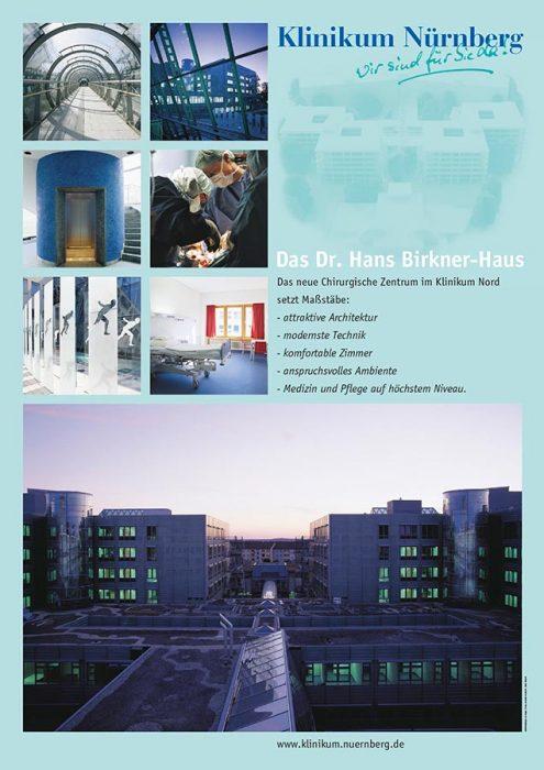 Einweihung Dr. Hans Birkner-Haus