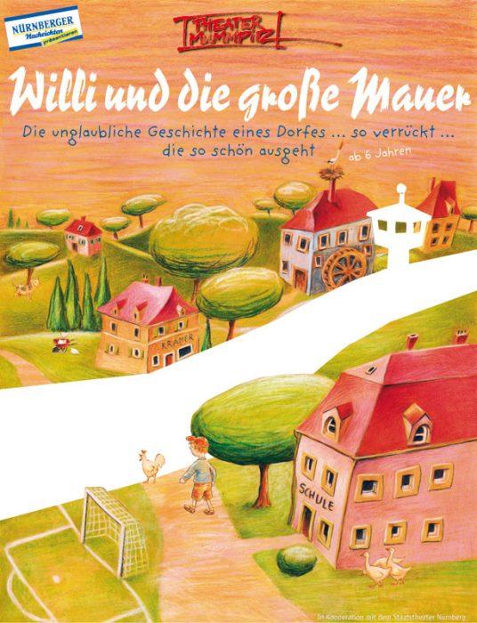 Plakat Willi