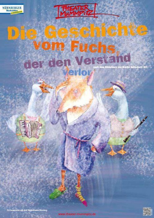 Plakat Fuchs