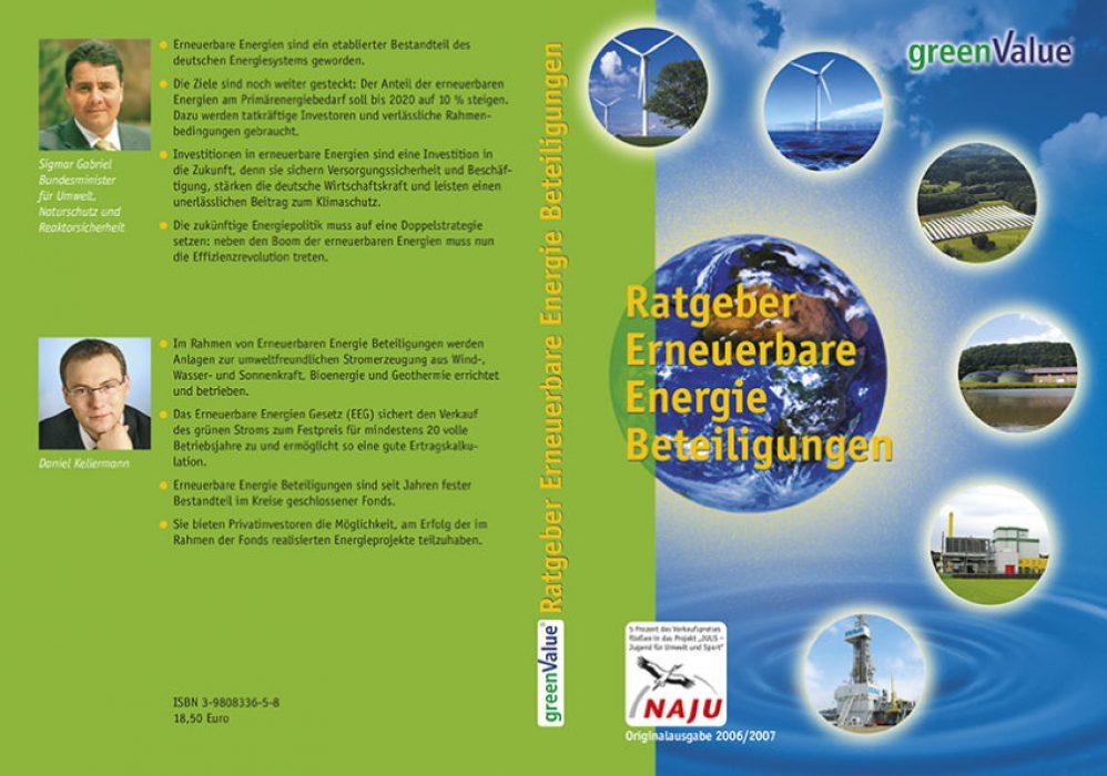 Broschüre GreenValue