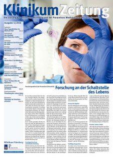 Zeitung Klinikum Nürnberg